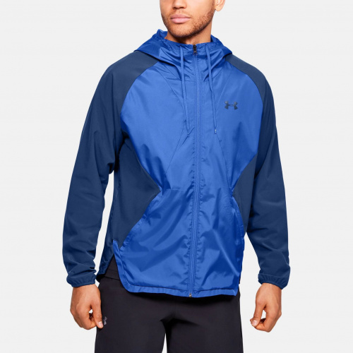 Imbracaminte - Under Armour Stretch Woven Full Zip Jacket 2021 | Fitness