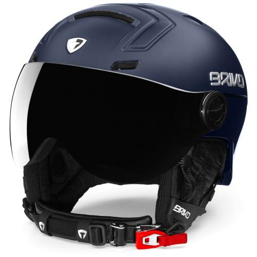Casca Ski & Snow - Briko STROMBOLI VISOR 1V | Echipament-snow