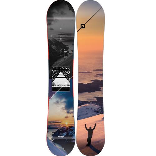 Placi Snowboard - Nitro Team Exposure Gullwing | Snowboard
