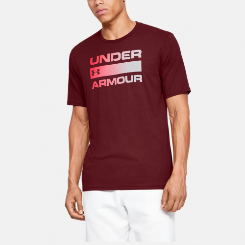 Imbracaminte - Under Armour Team Issue Wordmark Short Sleeve 9582 | Fitness