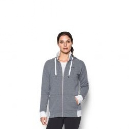 Imbracaminte - Under Armour Threadborne Fleece Full Zip Hoodie 0290 | Fitness