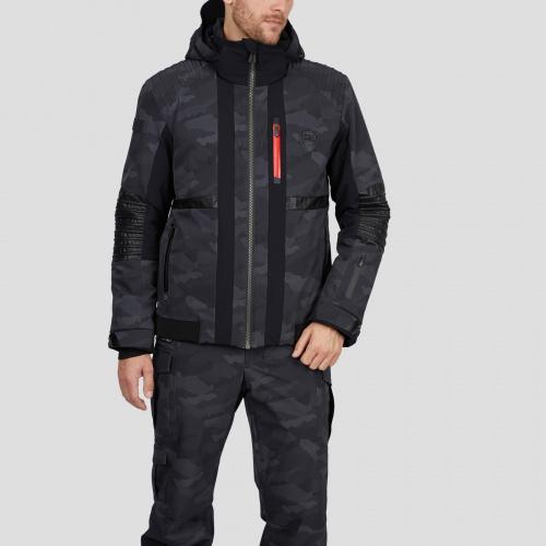 Geci Ski & Snow - Sportalm Torben Camo 903021192-58 | Imbracaminte