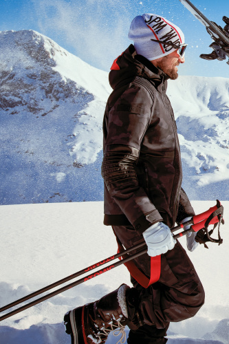 Geci Ski & Snow -  sportalm Torben Camo 903021192-58