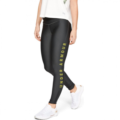 Imbracaminte - Under Armour UA Armour Fly Fast Wordmark Tights 2602 | Fitness