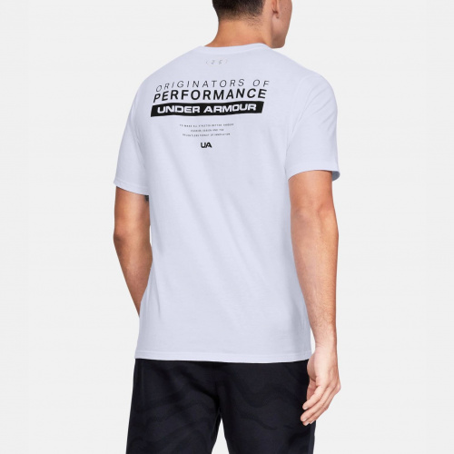 Imbracaminte - Under Armour UA Bar Originators of Performance T-Shirt 2045 | Fitness