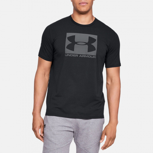 Îmbrăcăminte - Under Armour UA Boxed Sportstyle T-Shirt 9581 | Fitness