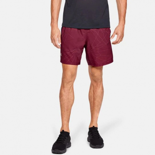 Imbracaminte - Under Armour UA Launch SW 7 Printed Shorts 6573 | Fitness