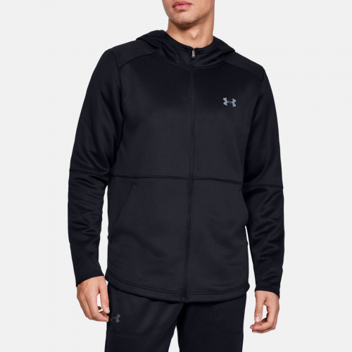 Îmbrăcăminte - Under Armour UA MK-1 Warm-Up Full Zip Hoodie 5259 | Fitness