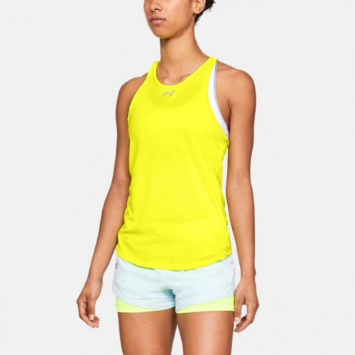 Imbracaminte - Under Armour UA Qualifier HexDelta Tank Top 6503 | Fitness