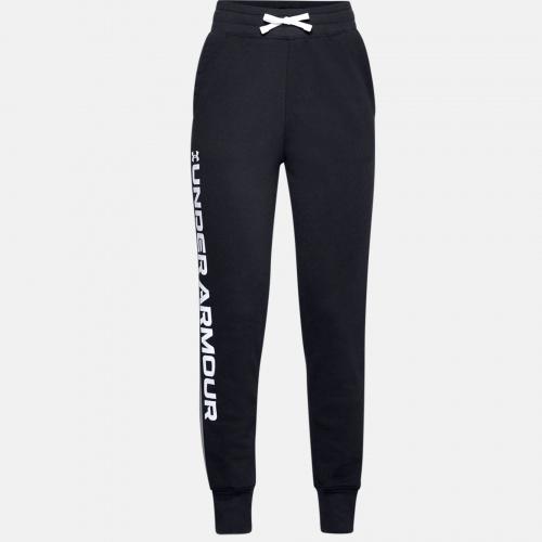 Îmbrăcăminte - Under Armour UA Rival Fleece Joggers 6487 | Fitness