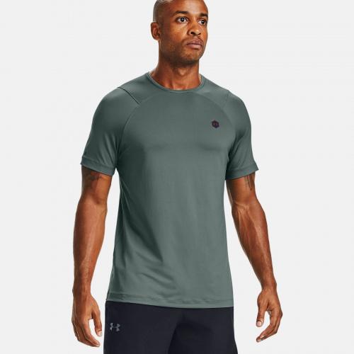 Îmbrăcăminte - Under Armour UA RUSH HeatGear T-Shirt 3450 | Fitness
