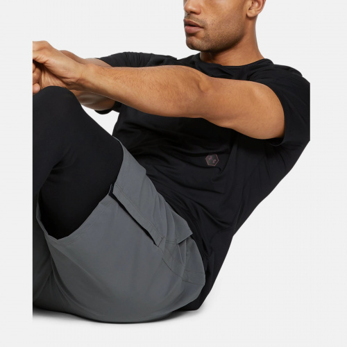Imbracaminte - Under Armour UA Rush Short Sleeve 7641 | Fitness
