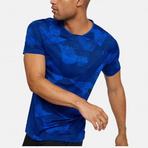 Imbracaminte - Under Armour UA Rush Short Sleeve 7641 | Fitness