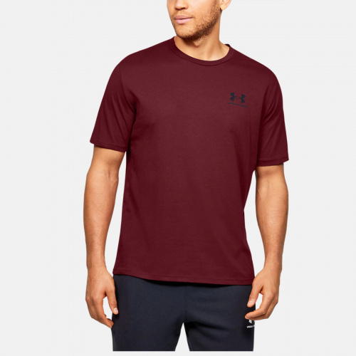 Imbracaminte - Under Armour UA Sportstyle Left Chest T-Shirt 6799 | Fitness