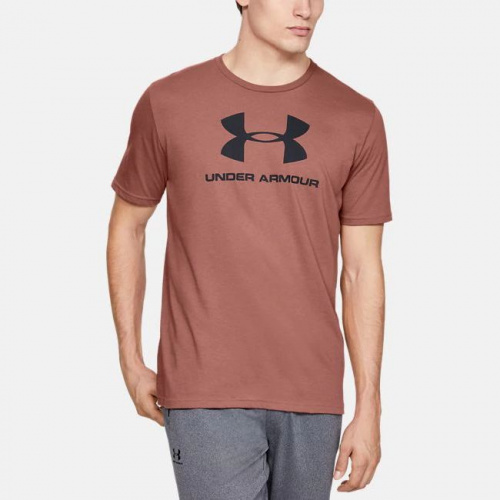 Imbracaminte - Under Armour UA Sportstyle Logo T-Shirt 9590 | Fitness
