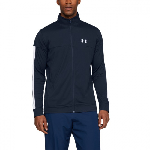 Imbracaminte - Under Armour UA Sportstyle Pique Jacket 3204 | Fitness