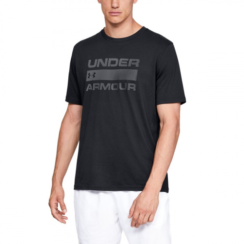 Imbracaminte - Under Armour UA Team Issue Wordmark Short Sleeve 9582 | Fitness