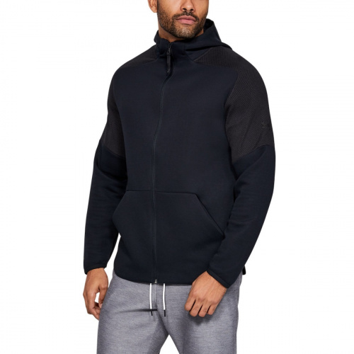 Imbracaminte - Under Armour UA Unstoppable Move Light Full Zip Hoodie 9265 | Fitness