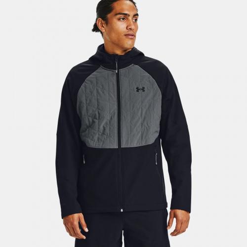 Îmbrăcăminte - Under Armour ColdGear Reactor Hybrid Lite Jacket   Fitness