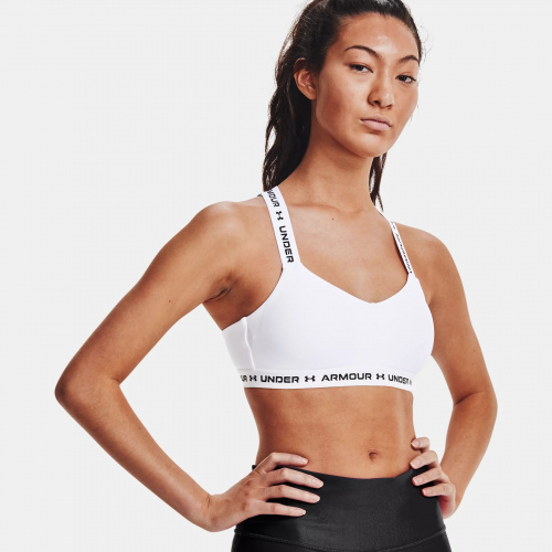 Îmbrăcăminte - Under Armour Crossback Low Sports Bra | Fitness