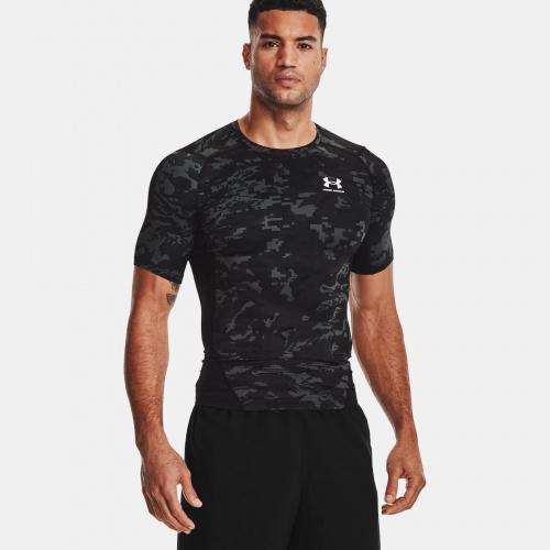 Îmbrăcăminte - Under Armour HeatGear Armour Camo T-Shirt 1519   Fitness