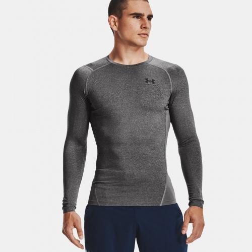 Îmbrăcăminte - Under Armour HeatGear Armour Long Sleeve | Fitness