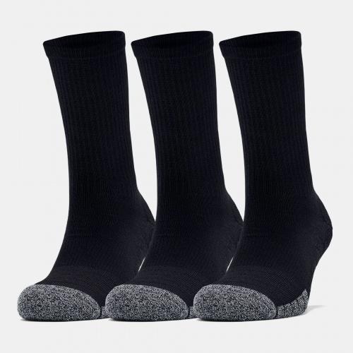 Accesorii - Under Armour HeatGear Crew Socks 3-Pack | Fitness