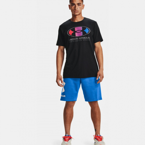 Îmbrăcăminte - Under Armour Multi Color Lockertag Short Sleeve 1676 | Fitness
