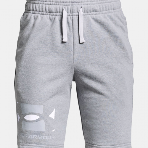 Îmbrăcăminte - Under Armour Rival Terry Big Logo Shorts | Fitness
