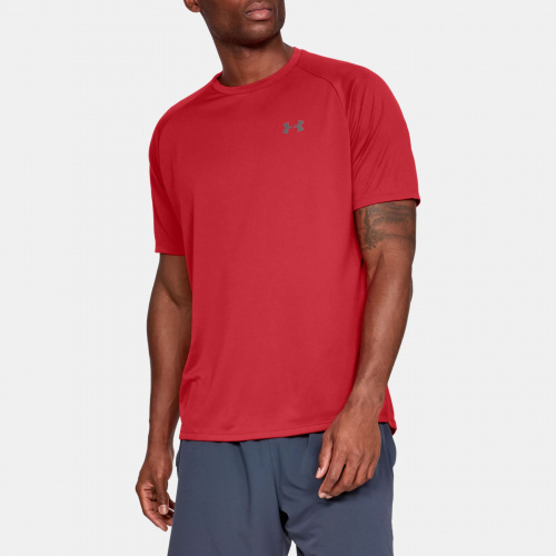 Îmbrăcăminte - Under Armour Tech 2.0 Short Sleeve 6413 | Fitness