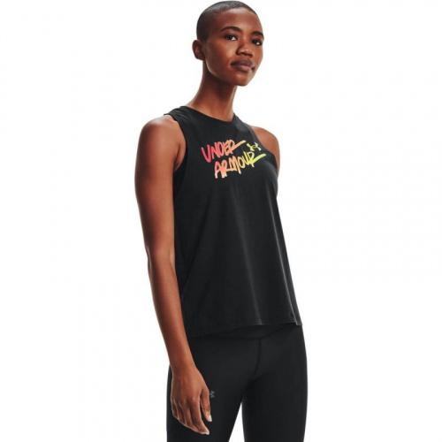 Îmbrăcăminte - Under Armour UA 80s Graphic Muscle Tank | Fitness