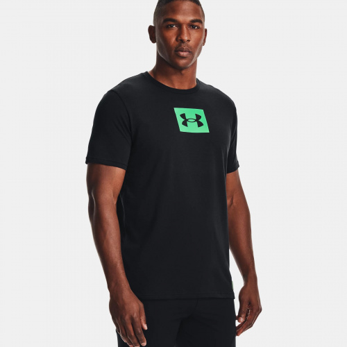 Îmbrăcăminte - Under Armour UA Boxed All Athletes Short Sleeve | Fitness
