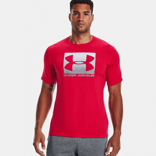 Îmbrăcăminte - Under Armour UA Boxed Sportstyle T-Shirt 9581 | Fitness