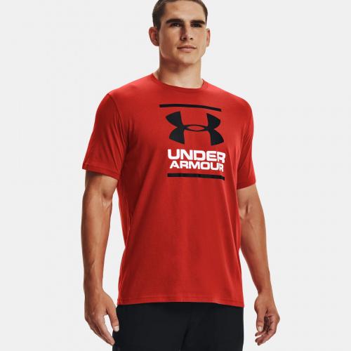 Îmbrăcăminte - Under Armour UA GL Foundation T-Shirt 6849 | Fitness