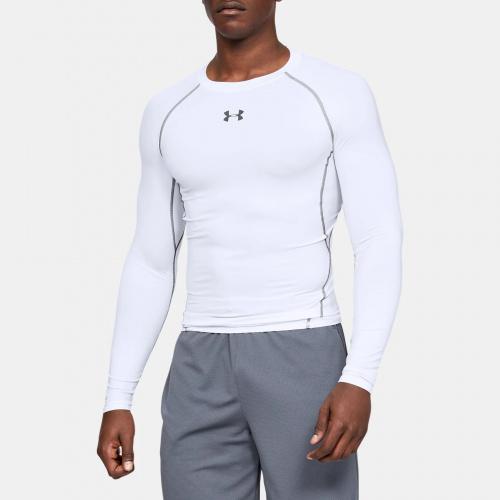 Îmbrăcăminte - Under Armour UA HeatGear Armour LS Shirt 7471 | Fitness