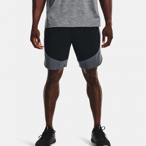 Îmbrăcăminte - Under Armour UA HIIT Woven Colorblock Shorts | Fitness