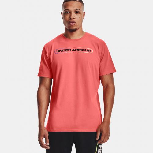 Îmbrăcăminte - Under Armour UA Lockertag Short Sleeve  | Fitness