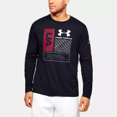 Îmbrăcăminte - Under Armour UA Multi Long Sleeve 1623 | Fitness