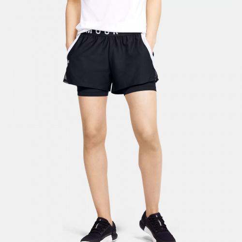 Îmbrăcăminte - Under Armour UA Play Up 2in1 Shorts 1981 | Fitness