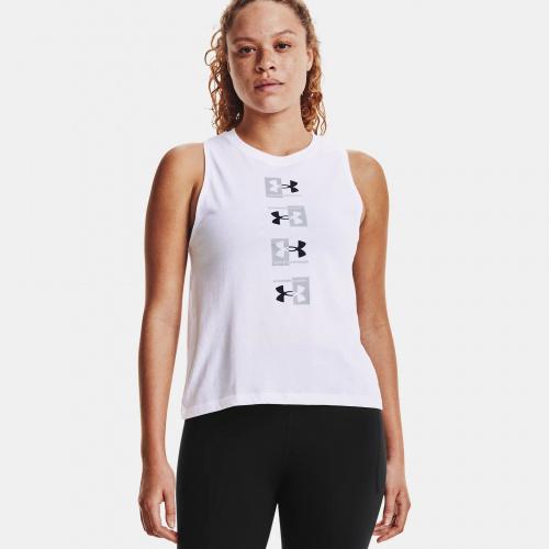 Îmbrăcăminte - Under Armour UA Repeat Muscle Tank 0836 | Fitness