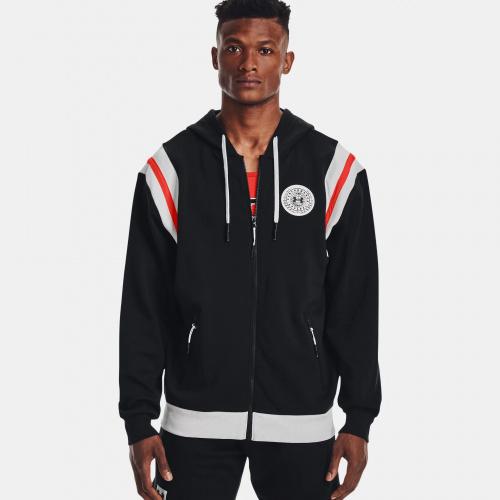 Îmbrăcăminte - Under Armour UA Rival Fleece Alma Mater Full-Zip Hoodie | Fitness
