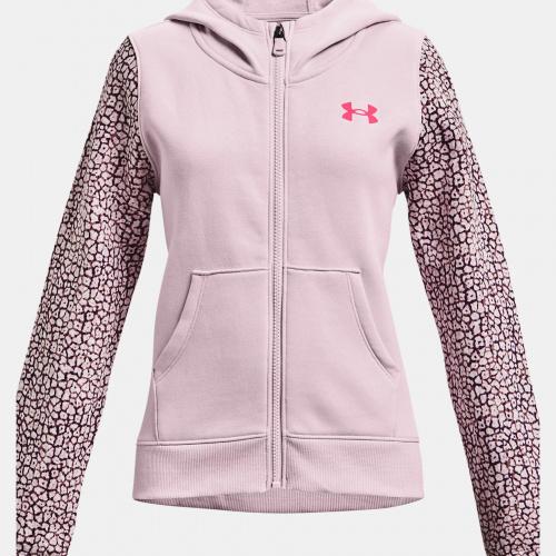 Îmbrăcăminte - Under Armour UA Rival Fleece Full-Zip   Fitness
