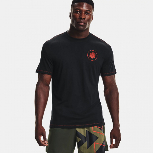 Îmbrăcăminte - Under Armour UA Run Anywhere Short Sleeve | Fitness