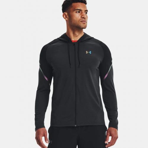 Îmbrăcăminte - Under Armour UA RUSH HeatGear Full-Zip Hoodie | Fitness