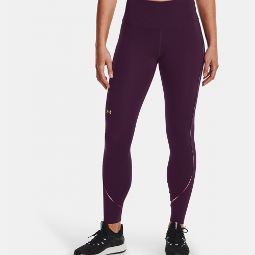 Îmbrăcăminte - Under Armour UA RUSH No-Slip Waistband Scallop Leggings 5355 | Fitness