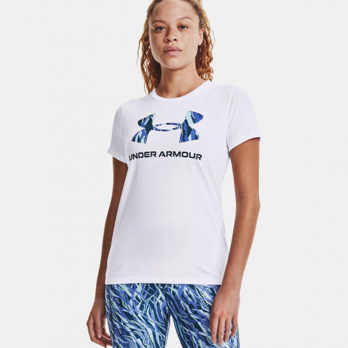 Îmbrăcăminte - Under Armour UA Sportstyle Graphic Short Sleeve 6305 | Fitness