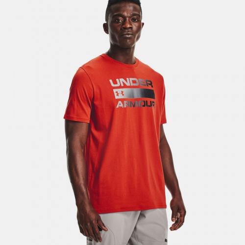 Îmbrăcăminte - Under Armour UA Team Issue Wordmark Short Sleeve | Fitness