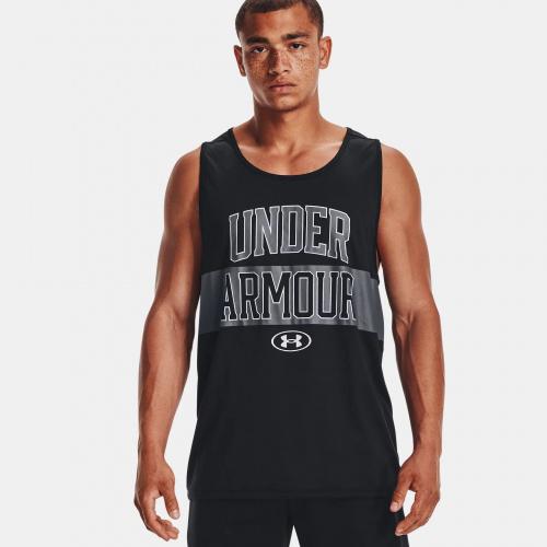 Îmbrăcăminte - Under Armour UA Tech 2.0 Signature Tank | Fitness