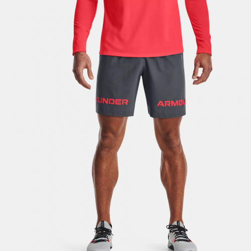 Îmbrăcăminte - Under Armour UA Woven Graphic Wordmark Shorts 1433 | Fitness