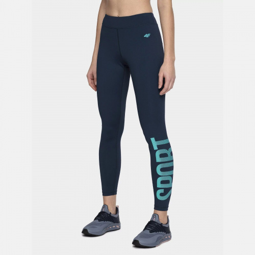 Imbracaminte - 4f Women Active Leggings SPDF007 | Fitness